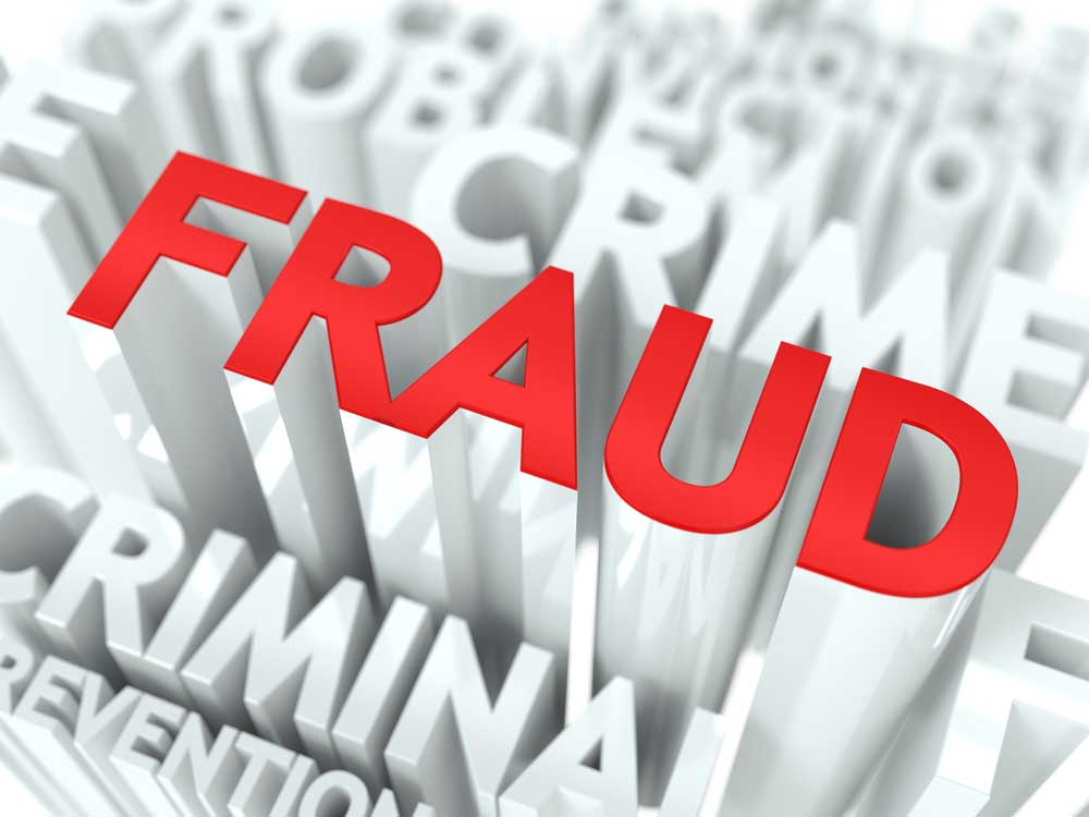 Multiple Fraudulent Transactions